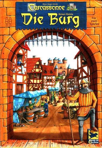Focus du 28 avril 2016 : Carcassonne Die Burg